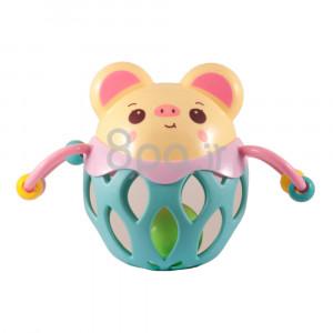 جغجغه مدل موش (زرد) (اسباب بازی)