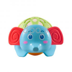 جغجغه مدل فیل (سبز) (اسباب بازی)