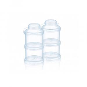 انبار غذا و شیر خشک (4 عددی) بیبی سیل