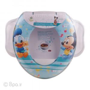 تبدیل توالت مدل اردک و مینی موس دیزنی Disney