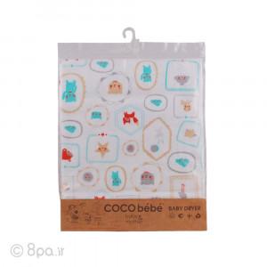 خشک کن تکی مدل قاب حیوانات کوکو به به coco bebe
