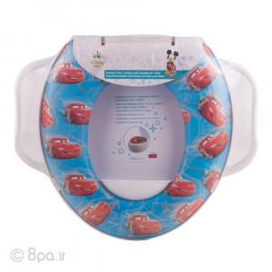 تبدیل توالت مدل ماشین های آبی دیزنی Disney
