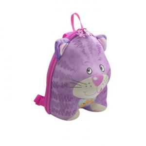 کیف کوله ای کودک اوکی داگ مدل گربه OKIEDOG (کیف لوازم نوزاد و کودک)