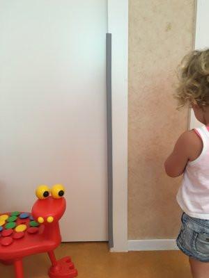 محافظ لبه کودک ARTE VIVA - رنگ طوسی
