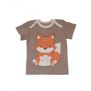آستین کوتاه روباه شابن