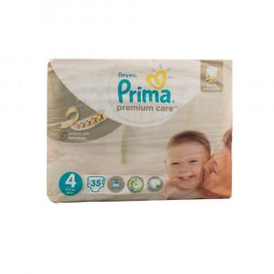 وشک پمپرز پریما ضد حساسیت لهستانی Pampers premium care سایز 4