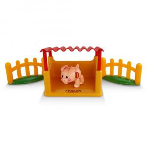 خانه حیوانات-خوک تولو tolo