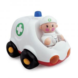 ماشین آمبولانس تولو tolo