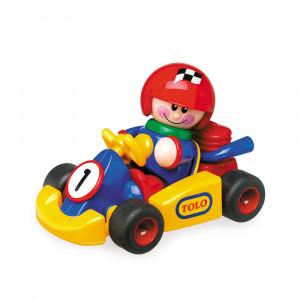 ماشین عقب کش مسابقه تولو tolo